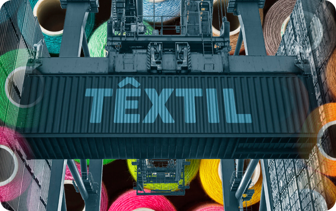 mercado textil