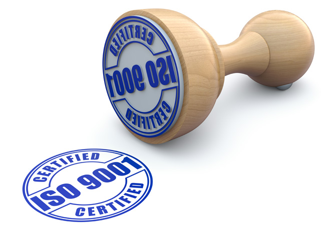 ISO 9001 Allog
