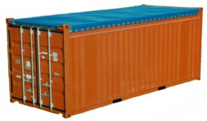 CONTAINER OPENTOP