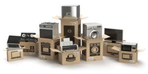 Importação de produtos eletrônicos