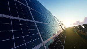 importação de placas solares
