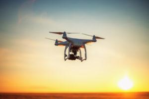 importação de drones