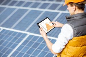 Importação de equipamentos de energia solar