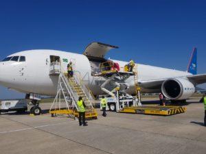 voo de carga